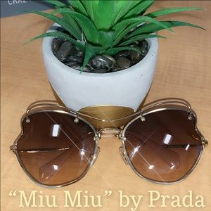 💛🔥Miu Miu Sunglasses🧡